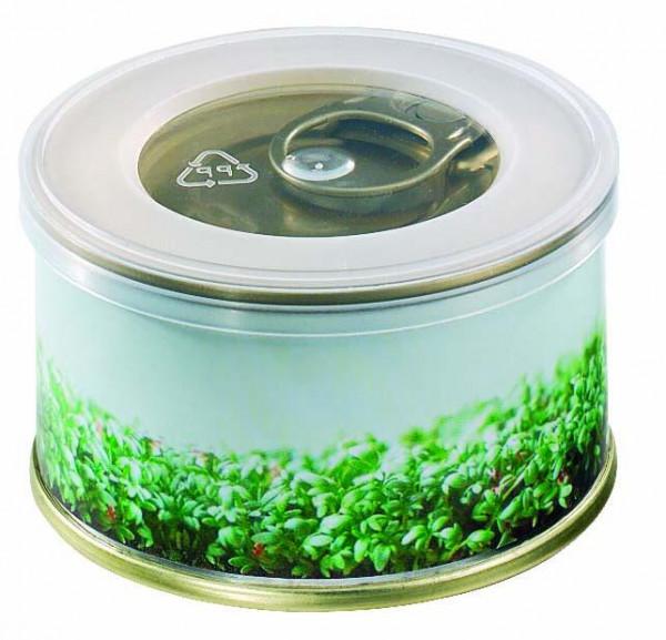 Mini Garten Vitamine ohne Magnet, Ø 73 x 38 mm, 1-4 c Digitaldruck inklusive