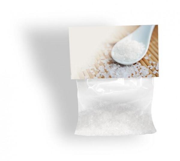 Salzpäckchen, 1-4 c Digitaldruck inklusive