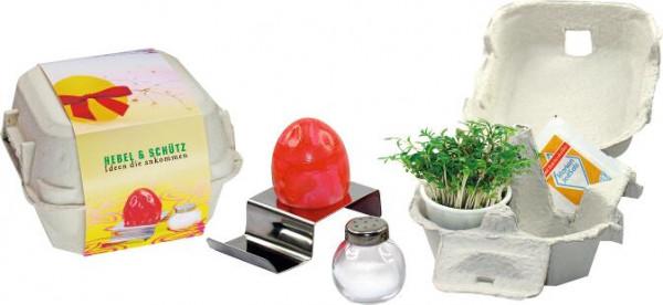 Oster-Frühstücks-Set, 1-4 c Digitaldruck inklusive