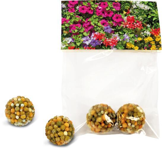 Pflanzen-Power-Päckchen, 1-4 c Digitaldruck inklusive